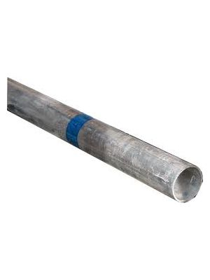 3m Galvanised 75mm Pole to suit Satellite Dish