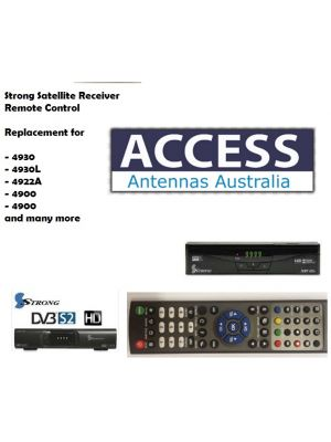 Strong Remote Control for 4930 4930L 4922A 4900 4910  Receivers