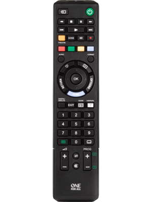 One for All Replacement Remote for Sony® TVs