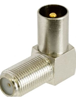 RIGHT-ANGLE PAL CONNECTION ADAPTOR